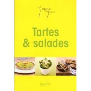 La popote des potes - Tartes & salades