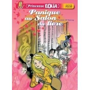 Princesse Eolia - Panique au Salon du livre