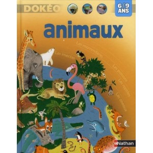 Animaux - 6/9 ans - Dokéo