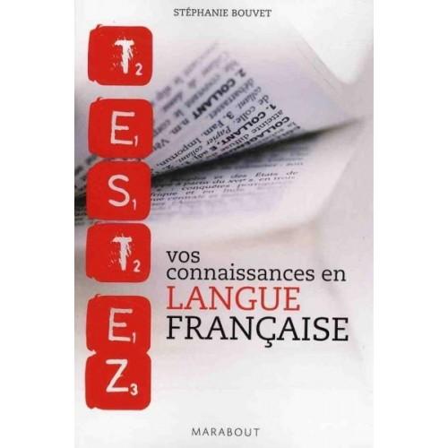 Testez vos connaissances en langue française