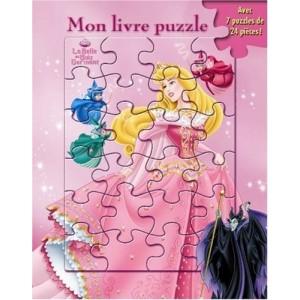 La Belle au Bois dormant - Avec 5 puzzles de 24 pièces !