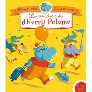 Le première colo d'Harry Potame