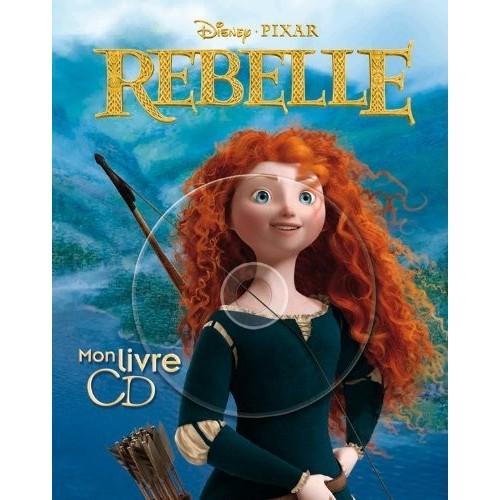 Rebelle - Mon livre CD