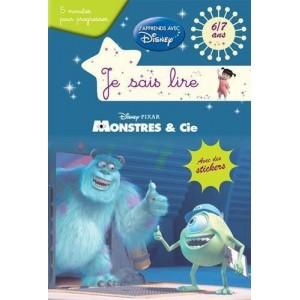 Je sais lire - Monstres & Cie - 6/7 ans