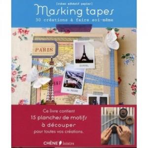 Masking tapes - 30 créations à faire soi-même