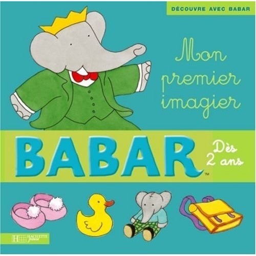 Babar - Mon premier imagier