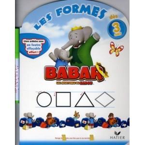 Les aventures de Babar Badou - Les formes dès 3 ans