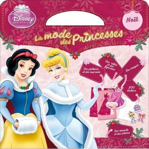 La mode des princesses - Noël