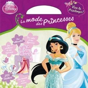 La mode des princesses - Vive le printemps